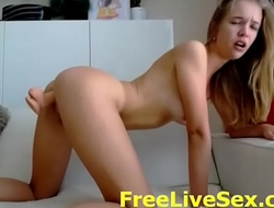 WebCam Girl Masturbate For Me