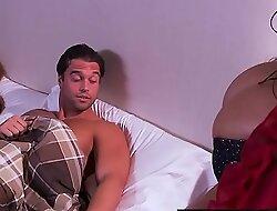 Brazzers - Mommy Got Tits -  Pot-head and Breakfast scene vice-chancellor Ariella Ferrera and Rocco Reed