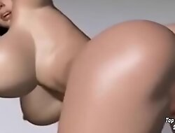 Tifa's Big Ass Fuck 3D