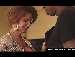 Hot Matured Cougar Deauxma Gets Fucked Off out of one's mind A Big Black Cock!