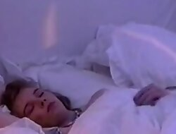 Vintage, Two Guys Take Turns On A Sleeping Teen